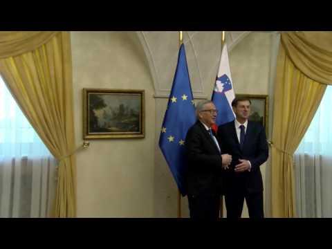 [Video Slovenija] 03.03.2017 Nova24TV: Ljubezen med Cerarjem in Junckerjem