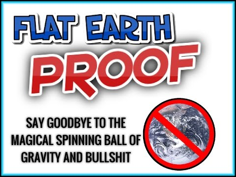 The Flat Earth Live!!!   Darren Nesbit