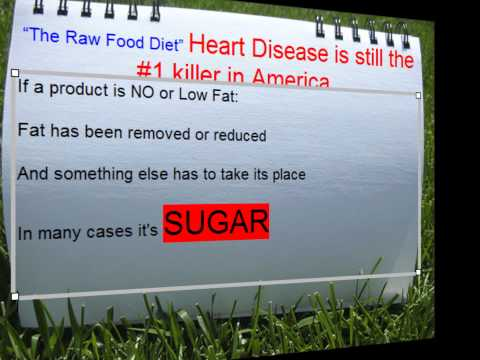 New studies confirm a deadly dietary relationship: Raw Food Diet Heart Disease
