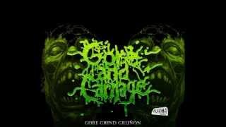 Gore And Carnage  - La Labor Del Bastardo Muñoz