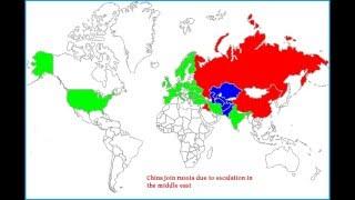 world war 3 predictions ww3 simulation for 2016