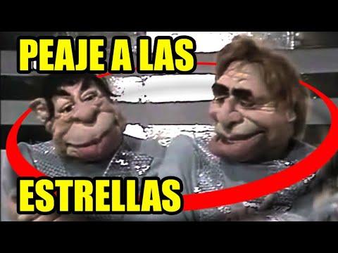Peaje a Las Estrellas - Menem - Parodia Kanal K