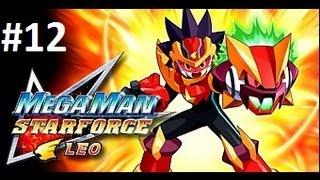 MegaMan Star Force Leo Gameplay\Walkthrough Part 12