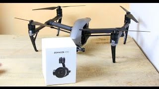 DJI INSPIRE 2 UNBOXING with Zenmuse X5S + First Look!   **4K**