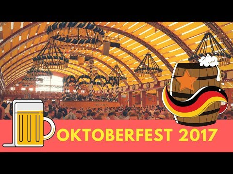 Oktoberfest 2017 attractions - Travel Germany