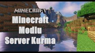 Minecraft Kolayca Modlu Server Kurma [HAMACHİLİ] 1.10.2/1.11.2