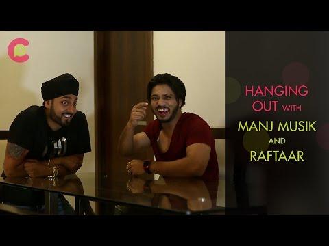 ChattarPattar with Manj Musik and Raftaar