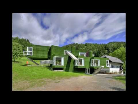 Artificial Grass Covered Residence in Frohnleiten, Austria