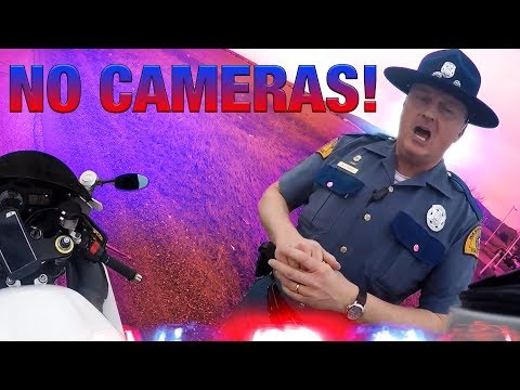 Cops VS Bikers 2017 - No Cameras & Why You Riding?