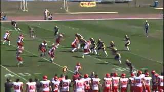 FB: Dinos-Bisons Highlights - Sept. 15, 2012