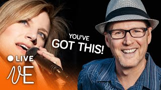 Singing Auditions Made Simple   Kate Baker with #DrDan 🔴