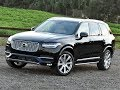 2018 Volvo XC90 T8 Review - So much Luxury!