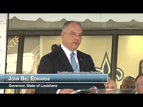 Gov. Edwards Announces DXC Technology to Create 2,000 New Jobs in New Orleans - Full