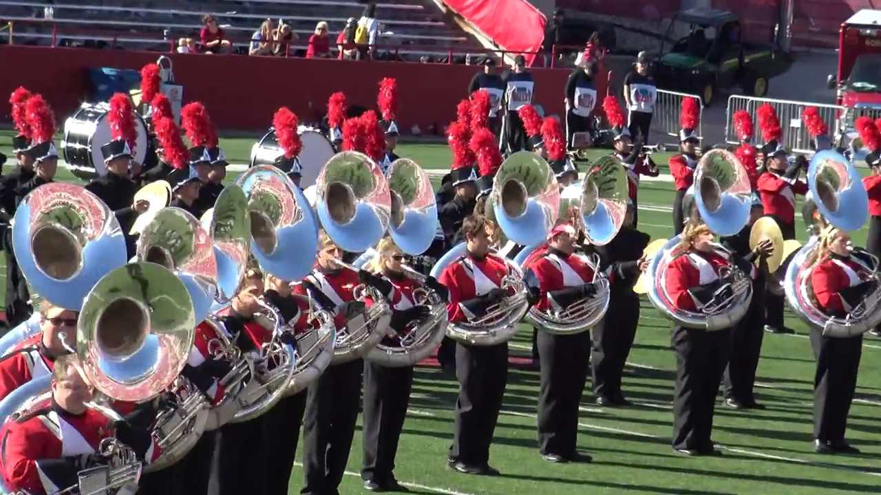 Illinois state university big red marching machine 10 08 16 when illinois state university big red marching machine 10 08 16 when yuba plays the rumba on the tuba publicscrutiny Image collections