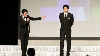 2014 Mr.japan 日本大会 - 鈴木貴之 speach -