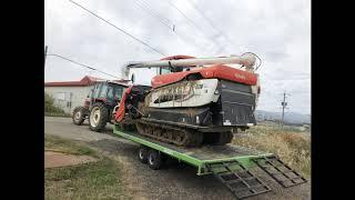 多くの人たちにささえられて、今年度の稲刈りも無事に終了出来ました も...