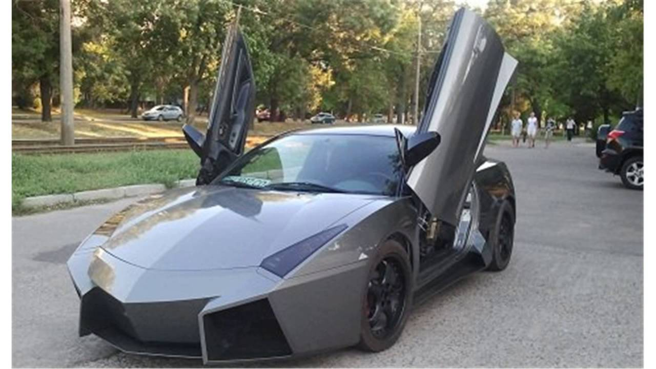Lamborghini Reventon Replica Youtube
