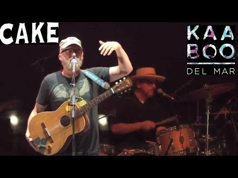 Cake Live At Kaaboo Festival 09-15-18 (audio Improved)