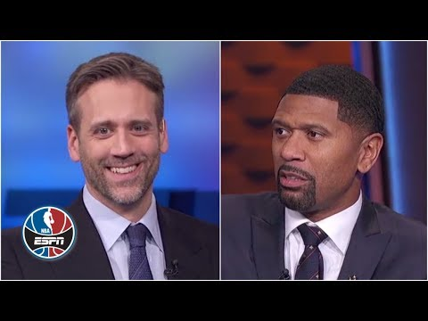 Steph Curry, not James Harden, is the 2019 NBA MVP - Max Kellerman | NBA Countdown