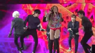 Super Show 7 en Movistar Arena Super Junior en Santiago, CHILE 2018...