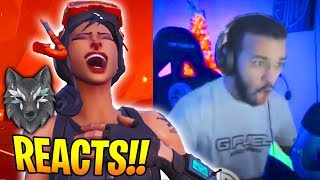 "Dakotaz Reacts to My ""YOU LAUGH YOU USE CREATOR CODE: ""POWER"" CHALLENGE"" (Impossible!)"