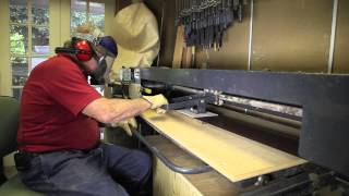 How To Make A Custom Cutting Board - Roger Grimes - The Kennesaw Woodpecker