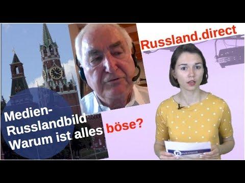 Medien-Russlandbild: Warum ist alles böse?