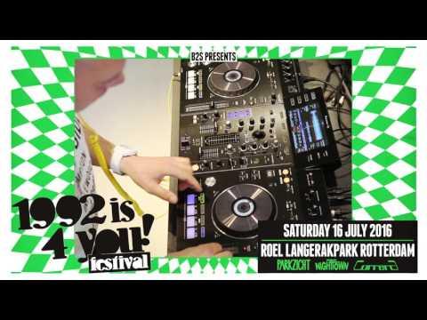 1992 is 4 you! festival videomix by Koen