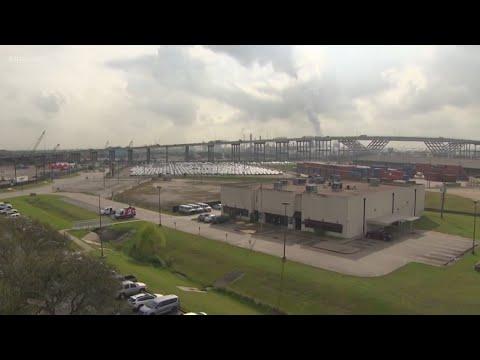 Port of Houston granted $22 million for infrastructure