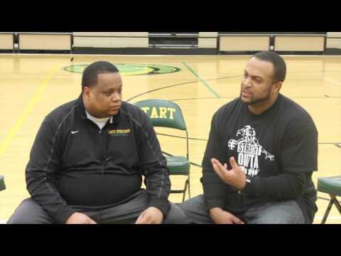 Straight Outta the Coaches Office with Toledo Start Leon Kynard
