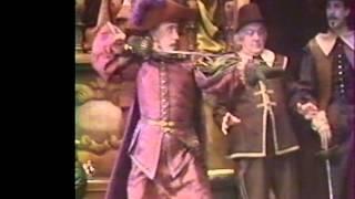 Cyrano de Bergerac   Belmondo  Duel en vers contre d'Artagnan 1990