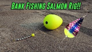 How To Rig Triple Wobblers | Summer & Fall Chinook Bank Fishing  Ep. #2