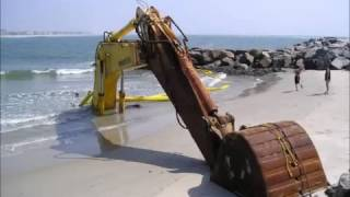 Heavy Equipment Disaster