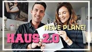 Unsere neuen Hauspläne sind DA !   21.02.18   Daily Maren & Tobi
