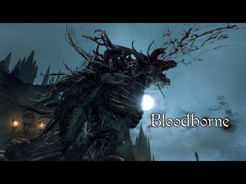 Bloodborne - Undone by the Blood Trailer