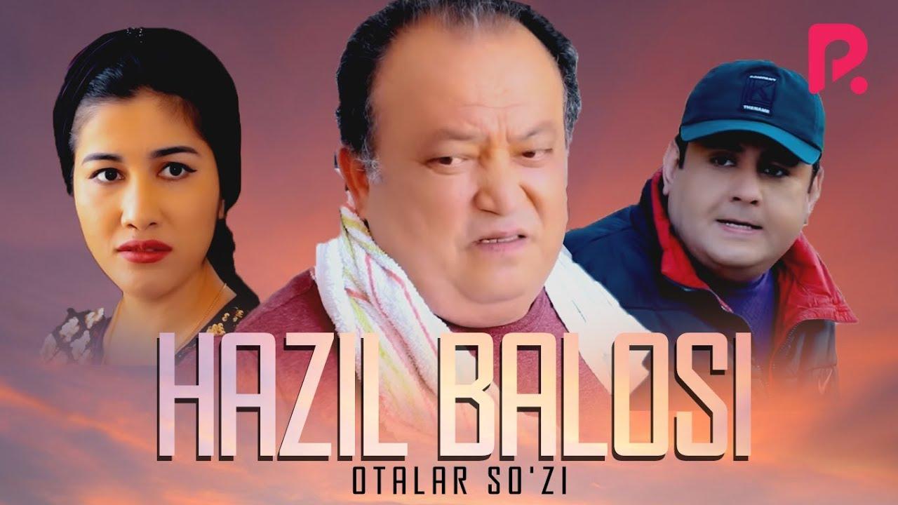 Otalar so'zi - Hazil balosi | Оталар сузи - Хазил балоси #UydaQoling