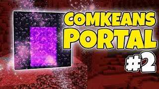 COMKEANS PORTAL! - Dansk Minecraft - Modded #2