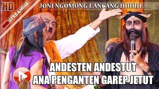 Download Mp3 Lawakan Terbaru Joni....!ngomong Pengantene Garep Jetut Hihihi.....