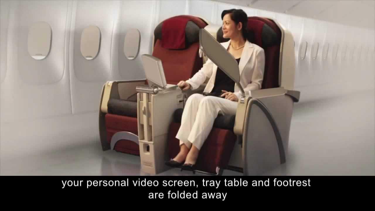 Garuda Indonesia Safety Video 2012