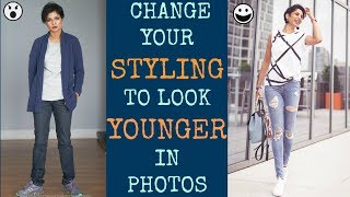 Video HOW TO IMPROVE YOUR STYLE/ LOOK YOUNGER THAN YOUR AGE IN PHOTOS/ EASY TIPS download MP3, 3GP, MP4, WEBM, AVI, FLV November 2017