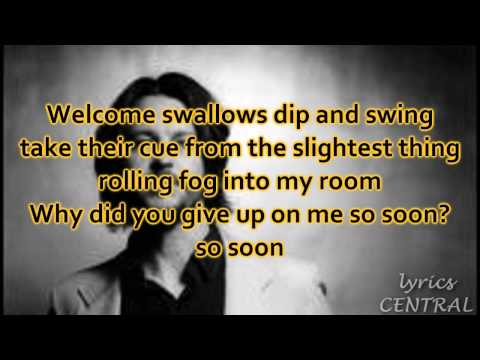 BERNARD FANNING Wish you well lyrics
