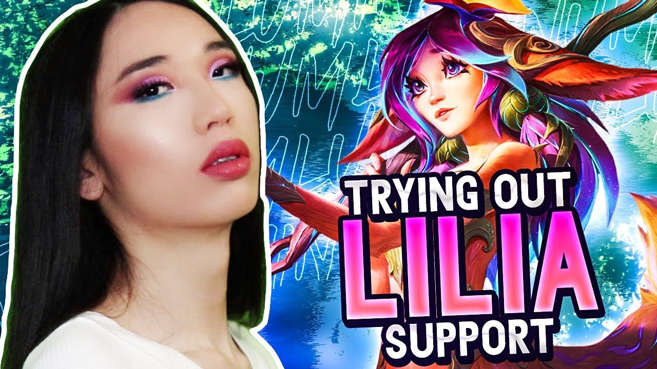 💅 Biggest Comeback with LILLIA SUPPORT!