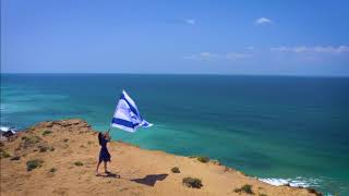 Israel  independence day   4k - Drone Cinematography by Tal Hanoci