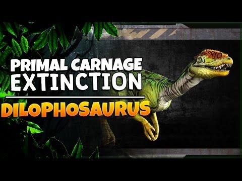 dilophosaurus primal carnage - photo #25