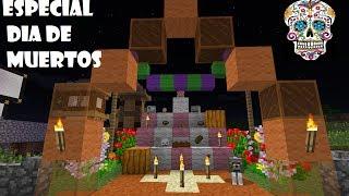 Especial Dia de Muertos Minecraft -2013-