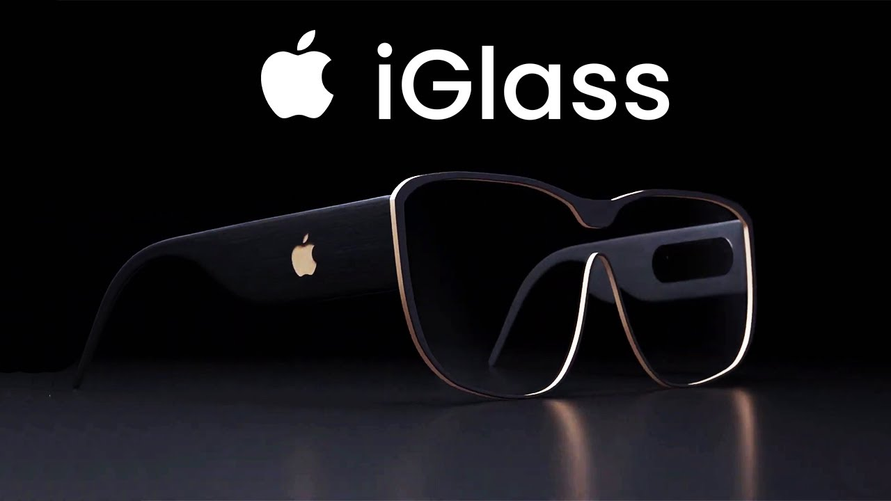Introducing iGlass — Apple Concept