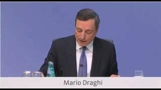 Conferencia BCE del 21 de Julio Draghi