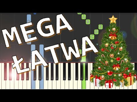 Skrzypi wóz - Piano Tutorial (MEGA ŁATWA wersja)