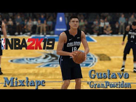 NBA 2K19 Mixtape (m. A. A. d City - Kendrick Lamar)