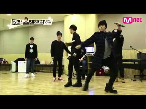 (ENG SUB) MNET [MIX & MATCH] EP.8 Cut - Long Time No See Practice
